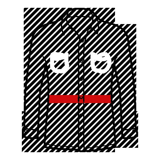 obvod pasu